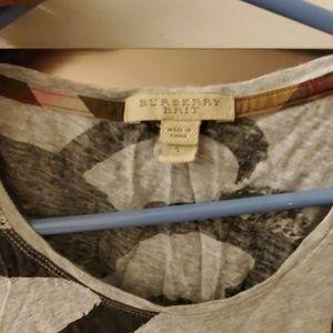 Women Burberry Tshirt